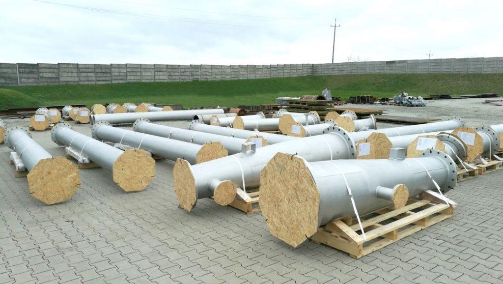 Zabezpieczenie rurociągów przed zużyciem - kalenborn polska