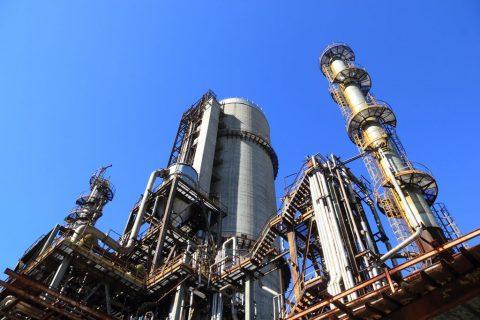 KALMETALL idealnie sprawdza się również w instalacjach rafineryjnych