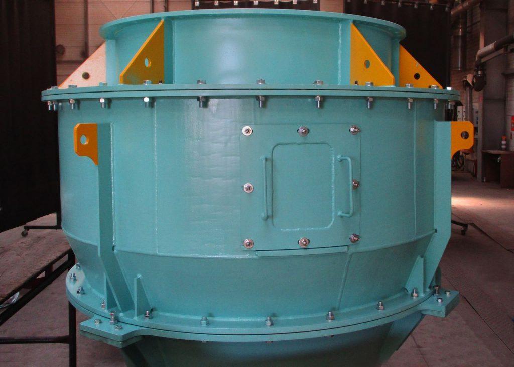 Zastosowane produkty ochronne pozwalają wydłużyć żywotność turbin do separatorów.