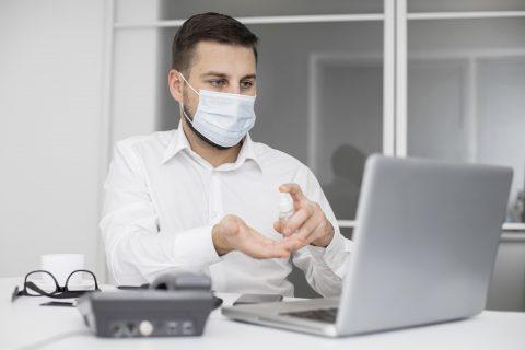 jak działamy podczas pandemii
